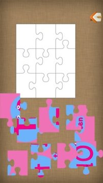 ABC Jigsaw Puzzle for kids 3
