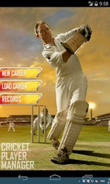 Cricket Player Manager Free