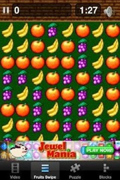 Fruits Swiper Legend