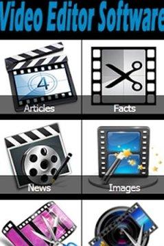 视频 编辑 软件