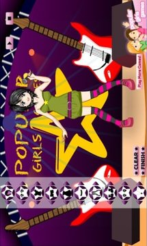 Punk Rock Princess Dressup