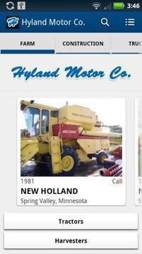 Hyland Motor Co.