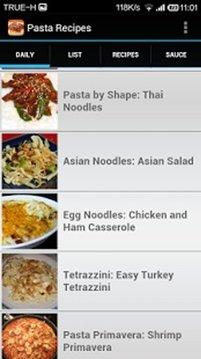 Easy Pasta Recipes!