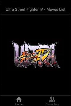 Ultra Street Fighter IV Moves