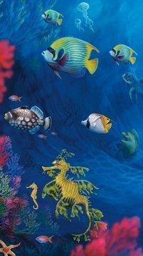 Aquarium HD Live Wallpapers