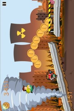 Zombies ate the Power Plants