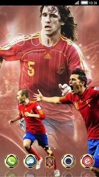 The Spanish team Theme