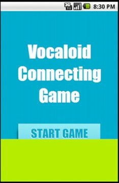 Vocaloid Connecting Game