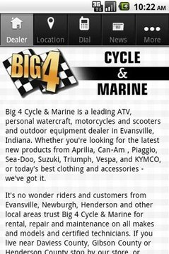 Big 4 Cycle