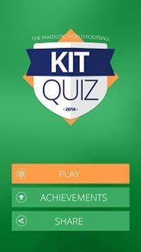 World Kit Quiz 2014