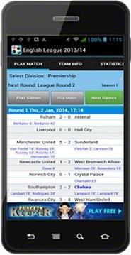 Fantasy English League 2013/14
