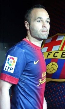 Andrés Iniesta wallpapers