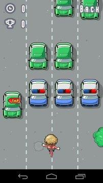 不要拍打警车