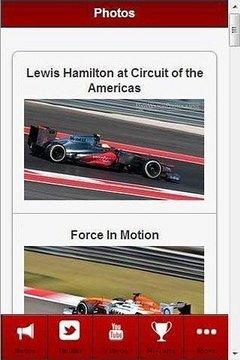 F1赛车资讯