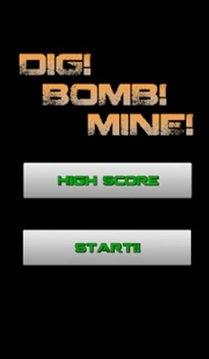 Dig Bomb Mine!!