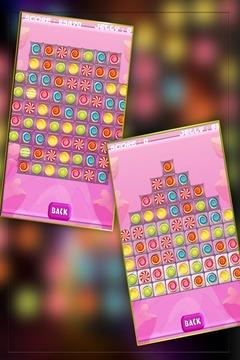 Candy techno puzzle mania