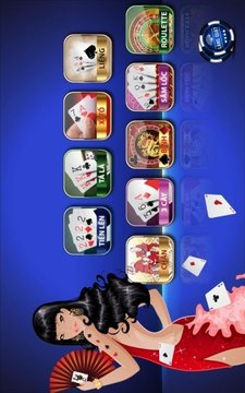Lang Quat-Card Game: Tien len