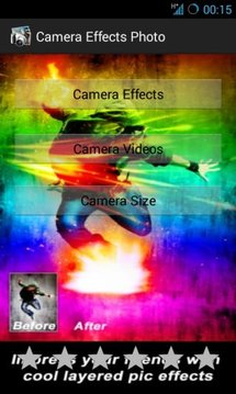 Camera Effects Photo