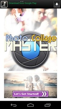 Photo Collage Art Master
