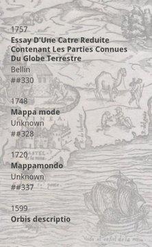 The treasure maps