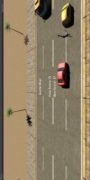 Street Crossing Ragdoll