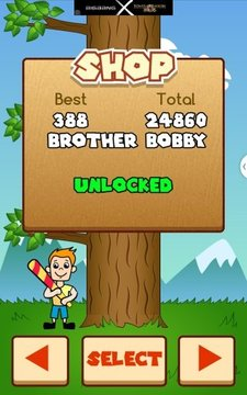 Lumberjack Baby Darren