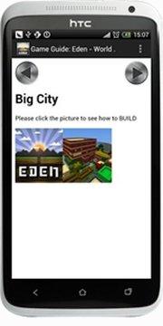 Game Guide: Eden - World Builder