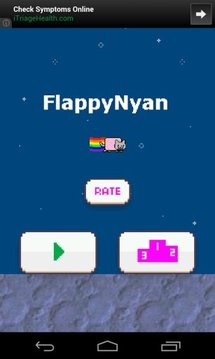 Flappy Nyan Cat