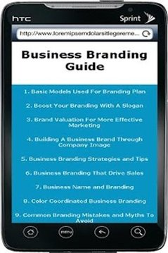 Business Branding Ideas