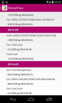 MoneyPass Prepaid Creditcard