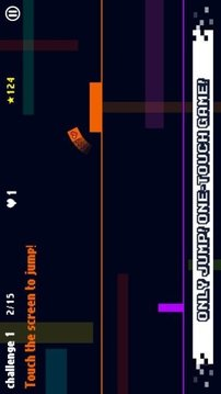 Square Dash : Skill Challenge