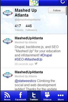 Mashed Up Web