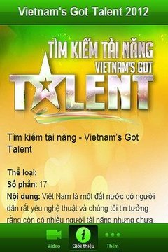 Vietnam Got Talent 2012