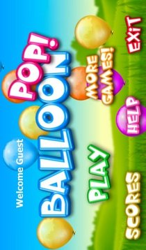 BalloonPop! Actually Free Game