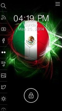 Mexico Soccer - Start Theme