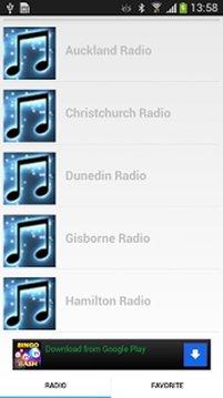 New Zealand Radio
