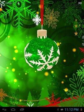Christmas 3D Bauble - Ball LWP