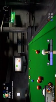 Virtual 3D Pool