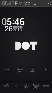 color dot_ATOM theme