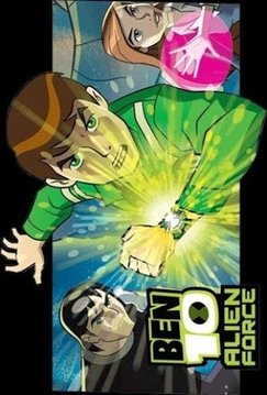BEN 10 ULTIMATE ALIENS