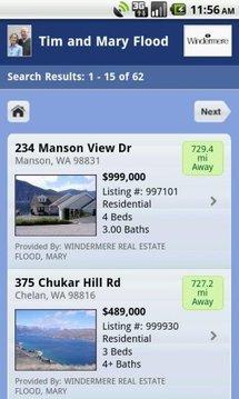 Chelan Real Estate Listings