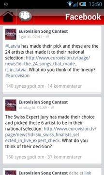 Eurovision14