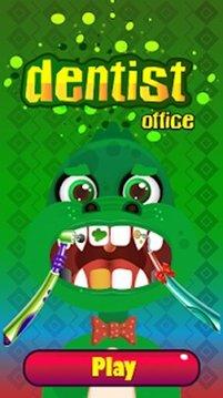 Fun Animals Dentist Office