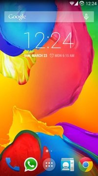Galaxy S5 New Live Wallpaper