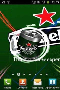 Heineken Beer Free LWP