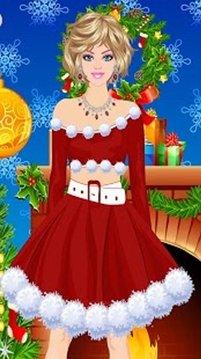 芭比圣诞时装