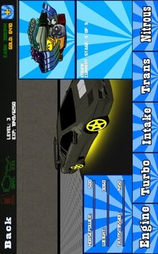 Nitrous Night Drag Race Online