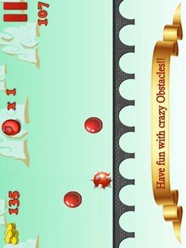 Bouncy Ball - Tuffy Red Ball