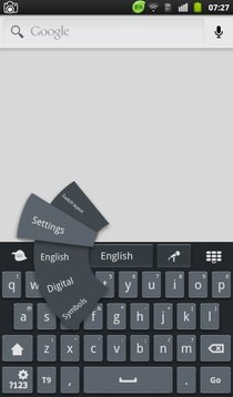 Keyboard Theme for Galaxy