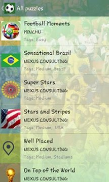Puzzle Me Football